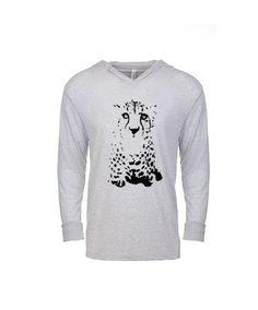 Animals Anonymous - Cheetah Unisex Hoodie