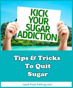 How To Quit Sugar - Some practical tips and strategies to help you give it the flick :)