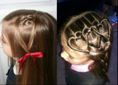 Here are some valentine day hairstyle