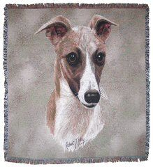 Whippet Throw Whippets, Cushions, Tapestry, Dogs, Gifts, Animals, Throw Pillows, Hanging Tapestry, Toss Pillows