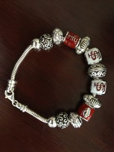 FSU Love my Florida State Seminole jewelry from Teaganco.com