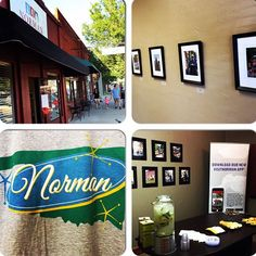 Come by VisitNorman on Main Street and see what Norman, Oklahoma has to offer!