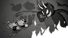 Cuphead is weird and beautiful and late, so let's puzzle it out with these GIFs