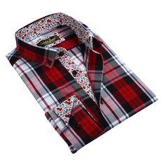 Size M, Long Sleeve Dress Shirts: Dress Shirts for everyday discount prices on…