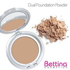 """Sabemos que el """"Dual Foundation Powder"""" de #Bettina Cosmetics es uno de sus productos favoritos... y tenemos buenas noticias para los que nos han preguntado por el color """"Forever Beige""""... esta semana ya están distribuyendo en Tiendas! #PressedPowder #WetorDry #makeup Powder Foundation, Makeup Foundation, Cool Pins, Hair And Nails, Pallet, Eyeshadow, Beige, Face, Color"""