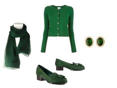 "The Vivienne Files: Imaginary Shopping for a ""must-have"" color: Emerald  Pair with Navy or Silver instead of Black"