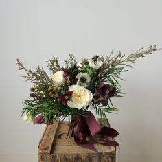 Oak & Lily winter bouquet.