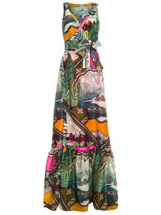 Vestido Voltare - Adriana Barra - Verde - Shop2gether