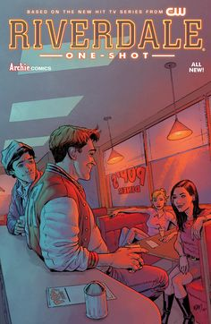 Preview: Riverdale (One-Shot) from Archie Comics  https://comicbastards.com/comics/preview-riverdale-one-shot-from-archie-comics