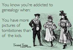 Genealogy LOL