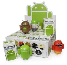 Android Mini Series 01