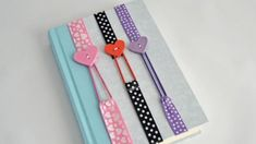 Check Out These Adorable Ribbon Bookmarks…So Unique!
