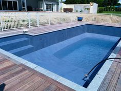 Mediterranean Blue EcoFInish AquaBright by Poolco, Swimming Pools, Building and Refurbishment Nieuw Zeeland