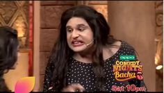Comedy Nights Bachao Promo - 11 June 2016:  http://www.desiserials.tv/cnb-promo-11-june-2016/141464/