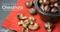 Dan Roman's Buttery Roasted Chestnuts in Foil