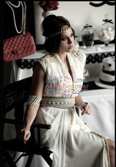 قفطان مغربي للعروس من القفطان المغربي من سلمى بنعمر - Moroccan Caftan by Selma Benomar