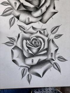 Tattoos For Guys, Tattoos For Women, Hawaii Tattoos, Neo Trad, Ink Master, Tattoo Flash Art, Irezumi, Realism Art, Rose Tattoos