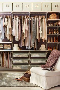 Cool begehbarer kleiderschrank selber bauen ideen garderobe Closet Pinterest Dressing room Bedroom cupboards and Bedrooms