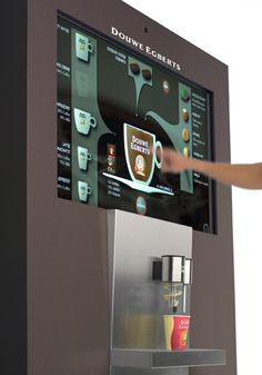 Future Coffee Machines I Love Technology
