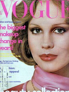 Rosie Vela  -  Vogue June 1977