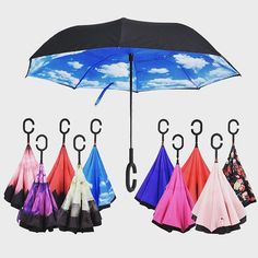 Treat yourself to a Beautiful Yobrella! #yobrella #invertedumbrellas #promotion #valentines Shop now at yobrella.comvalentines,promotion,invertedumbrellas,yobrella