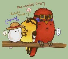 awwwwww! <3 Luffy+Law+Kid