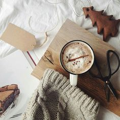 Immagine di coffee, fall, and autumn