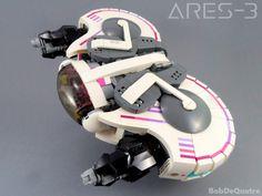 ARES-3 by BobDeQuatre http://flic.kr/p/Q2EsRo