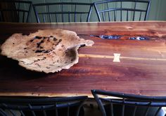 Natural Form White Oak Burl Bowl White Oak, Large White, Tung Oil Finish, Hand Shapes, Natural Forms, Lathe, Table Centerpieces, A Table, The Incredibles