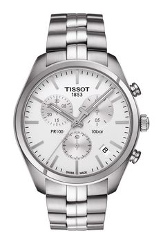 c5ce722ac037 Reloj Cro Tissot PR100 Chronograph T1014171103100 Cajas Redondas