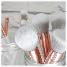 Spectrum brushes | Marbleous collection. Makeup brushes