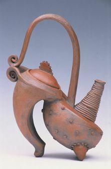 Carol Wedemeyer - teapot