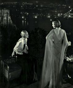 hollyhocksandtulips: Photo by Edward Steichen, 1931