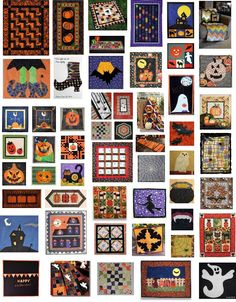 = free patterns for Halloween = 50 free patterns, updated June 2015