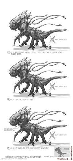 vinodrams - concepts>Singularity>Misc. Creatures