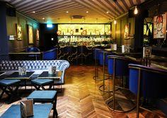 Hot Singapore Bars    House of Dandy