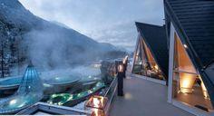 Aqua Dome Sölden – Luxus, Winterurlaub, Wellness Bilder | Fashion Label & Lifestyle Magazin