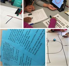 Coding with Ozobots | Tech Learning