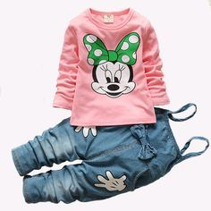 Minnie Mouse Baby 2p