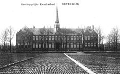 Beverwijk- This has been turned into apartments. First place i stayed in Holland.