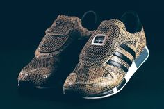 First Look- Adidas Micropacer(Snake)