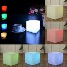 LED Night Mini Light Sensor Control 110V Lamp For Children Kids Living/& Bed Room