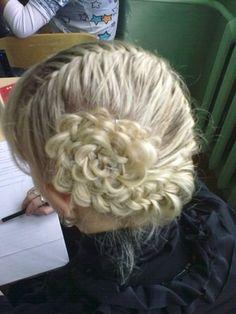 ♥pretty hair flower