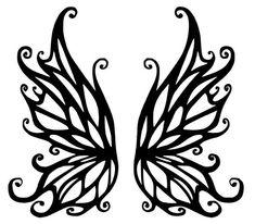 Rosen tattoo bein, sun god tattoo designs, tattoo arm art, flame tattoos on Wing Tattoo Designs, Fairy Tattoo Designs, Butterfly Tattoo Designs, Tattoo Design Drawings, Tribal Butterfly Tattoo, Drawing Tattoos, Small Fairy Tattoos, Fairy Wing Tattoos, Small Tattoos
