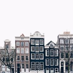 Ok Amsterdam we get it, you're adorable. Photo by @letsgrabacuppa #traveldeeper
