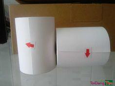 GIẤY IN NHIỆT K80x45MM Mô tả chị tiết:Giấy in cảm nhiệt, mặt nhiệt quấn bên ngòa, mặt không nhiệt quấn bên trong, gói bạc bảo quản mặt nhiệt, dán tem MATSU hai đầu cuộn giấy. Độ rộng cuộn giấy: 80mm Đường kính ngoài cuộn giấy: 45mm Lõi nhựa: lõi trong 13mm, lõi ngoài 17mm Xuất sứ: Đức, Thương hiệu: MATSU, 1thùng = 100 cuộn Giấy in Bill dùng cho máy Pos ( sử dụng cho hệ thống máy tính tiền trong các trung tâm thương mại, hệ thống ngân hàng, điện lực) sản phẩm được nhập khẩu trực tiếp từ các…