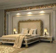 Inspiring Luxury Bedroom Concepts Décor Ideas 43
