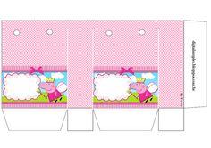 Sacolinhas Personalizadas para Lembrancinha - Convites Digitais Simples