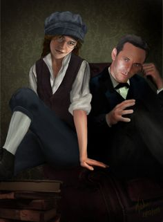 Ok, I've been wanting to draw Russell and Holmes from the Beekeeper's Apprentice by Laurie R.If you're a Sherlock Holmes fan and you haven't rea. The Beekeeper's Apprentice Sherlock Mary, Sherlock Holmes, Elementary My Dear Watson, Literary Characters, Jeremy Brett, Guy Ritchie, Sherlolly, 221b Baker Street, Robert Downey Jr