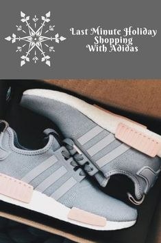 Last minute shopping with Adidas